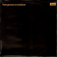From genesis to revelation - cover back