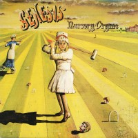 Nursery cryme - cover