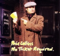 No ticket required - cover