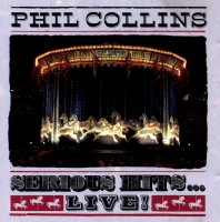 Serious hits live - cover